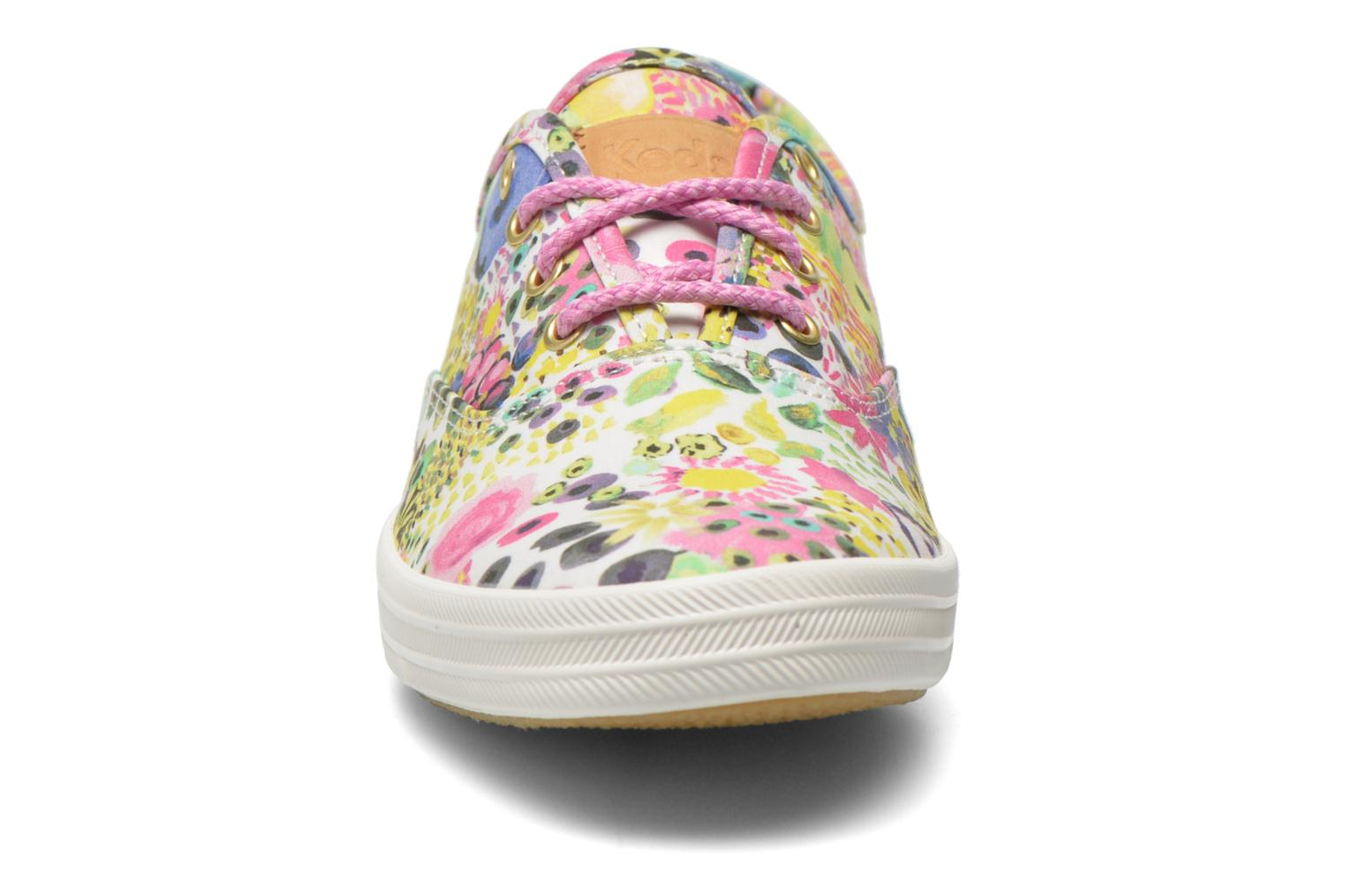 Sneakers Keds Ch Liberty Floral Multicolore modello indossato