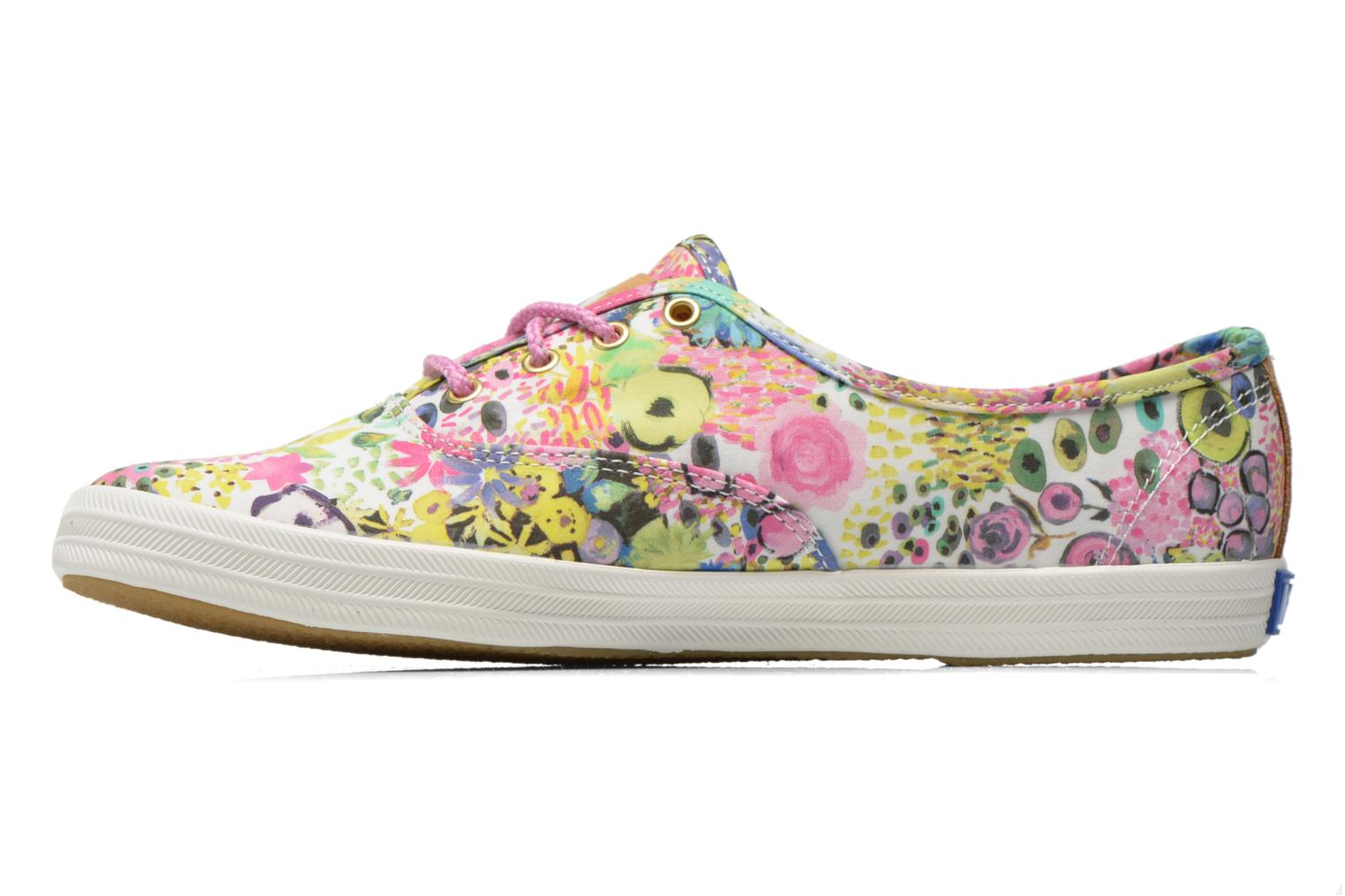 Sneakers Keds Ch Liberty Floral Multicolor voorkant