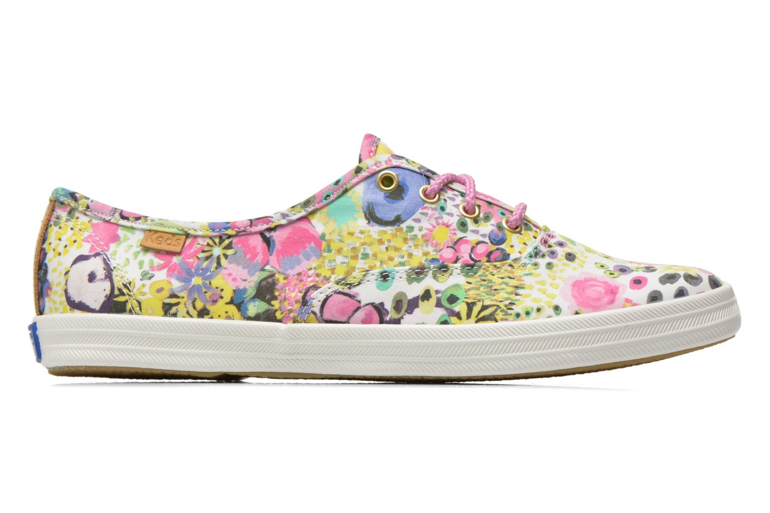 Sneakers Keds Ch Liberty Floral Multicolor achterkant