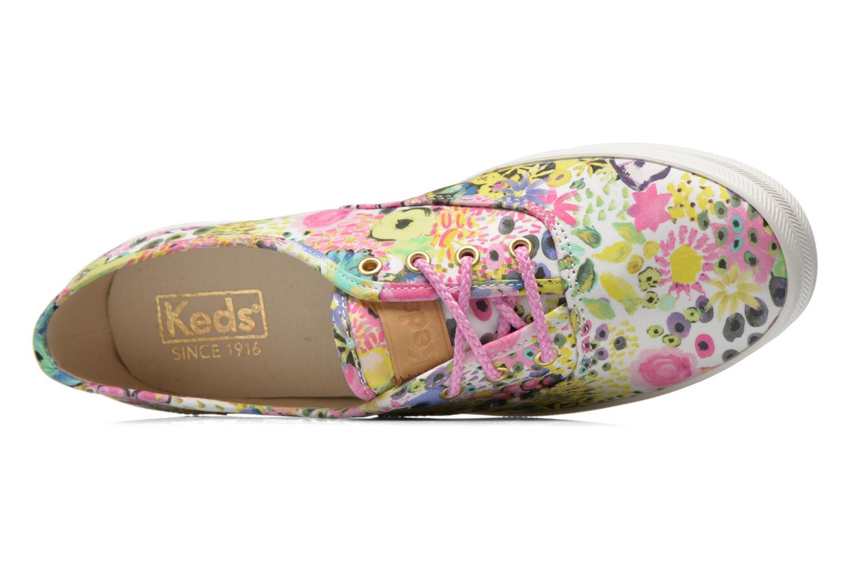 Sneaker Keds Ch Liberty Floral mehrfarbig ansicht von links