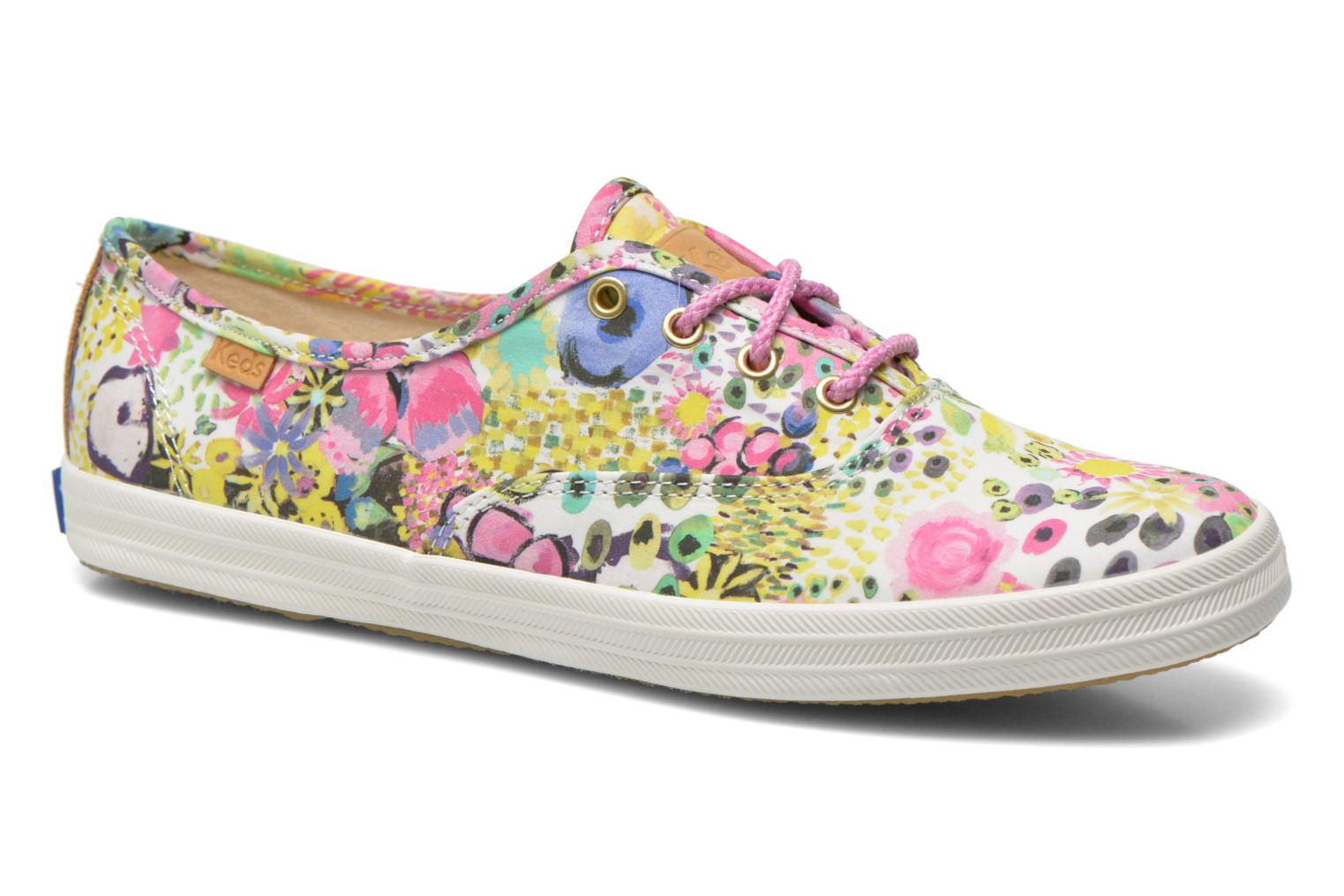 Marques Chaussure femme Keds femme Ch Liberty Floral pink multi