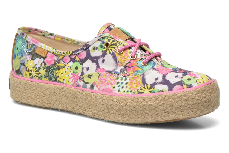 Sneaker Keds Triple Liberty Floral mehrfarbig detaillierte ansicht/modell