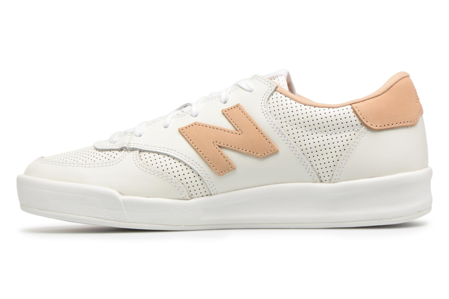 Trainers New Balance CRT300 White front view