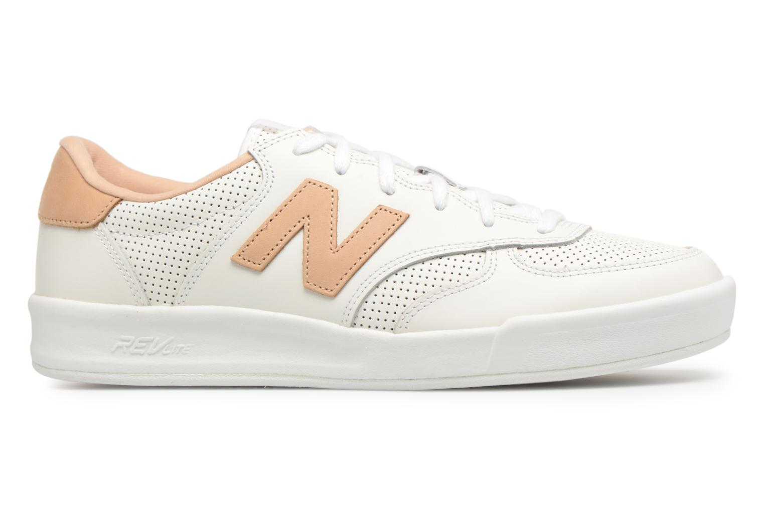 Trainers New Balance CRT300 White back view