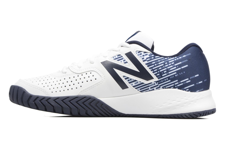 Chaussures de sport New Balance MC696 Blanc vue face