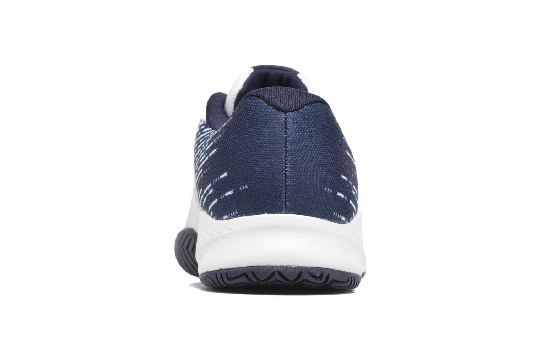 Chaussures de sport New Balance MC696 Blanc vue droite