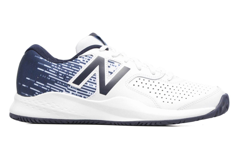 Chaussures de sport New Balance MC696 Blanc vue derrière