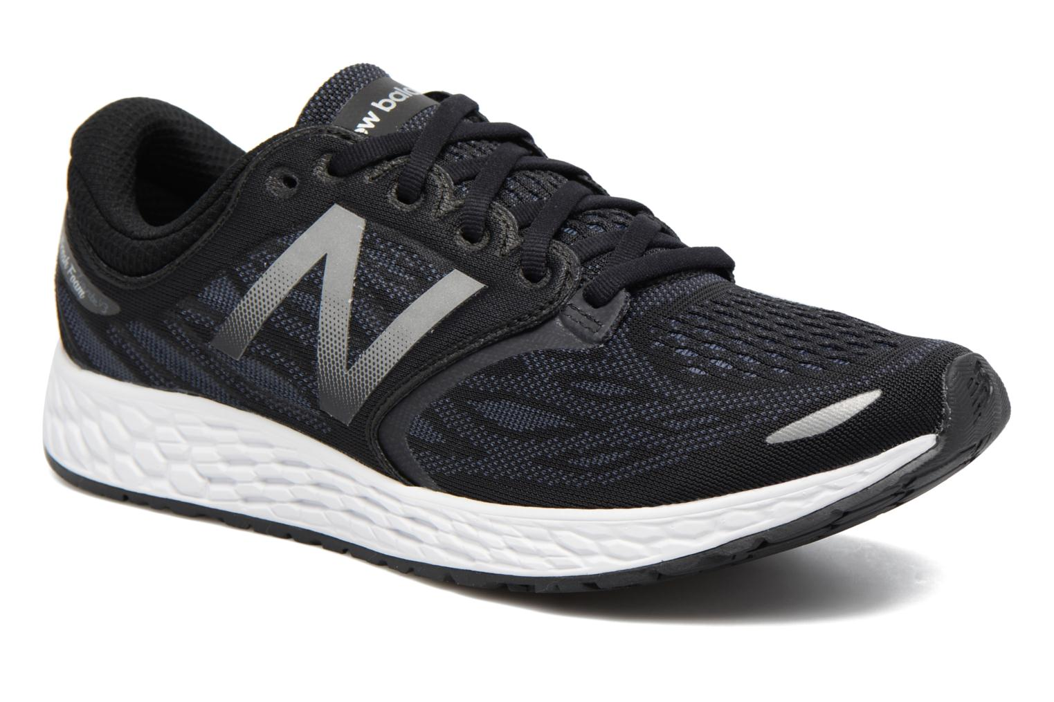 Sport shoes New Balance MZANT Black detailed view/ Pair view