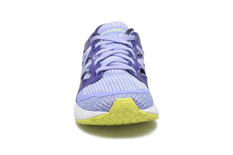 Zapatillas de deporte New Balance WBORA Azul vista del modelo