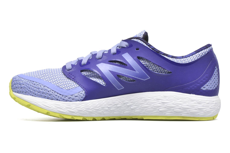 Zapatillas de deporte New Balance WBORA Azul vista de frente