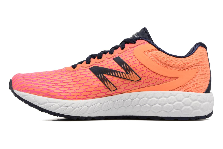 Chaussures de sport New Balance WBORA Rose vue face