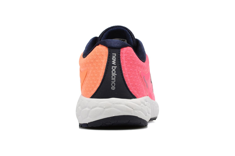 Chaussures de sport New Balance WBORA Rose vue droite