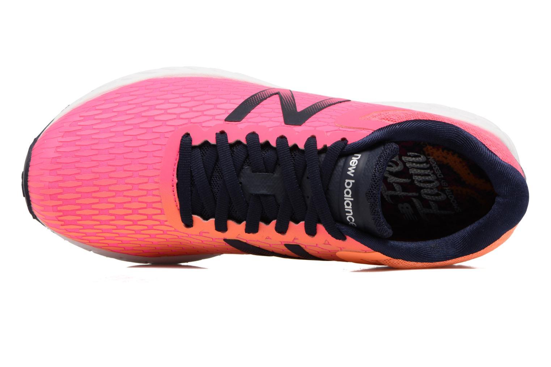 Chaussures de sport New Balance WBORA Rose vue gauche