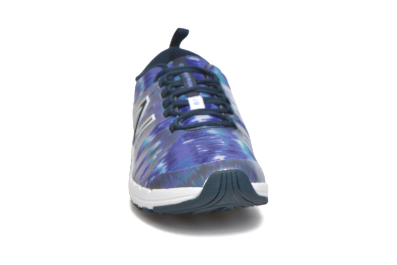 Chaussures de sport New Balance WX811 Violet vue portées chaussures