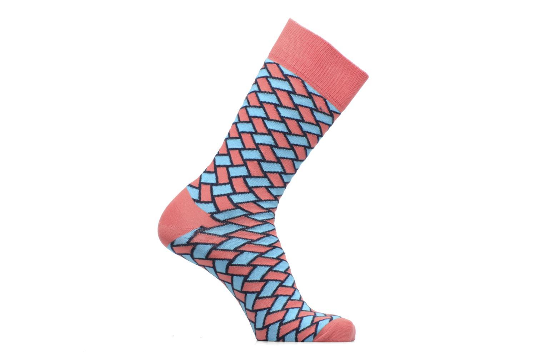 Chaussettes et collants Happy Socks Chaussettes BASKET Bleu vue détail/paire