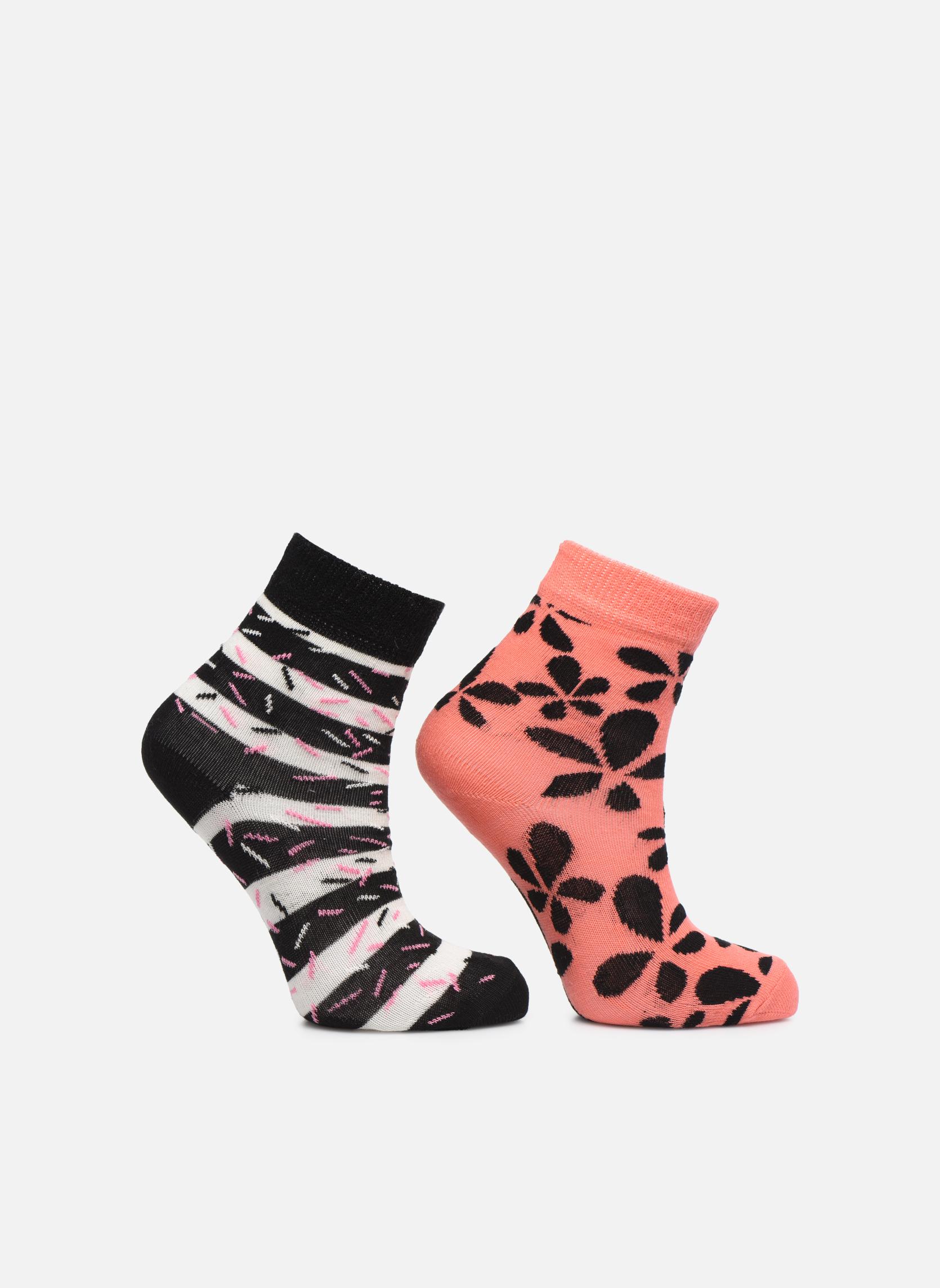 Socken FLOWER 2er-Pack