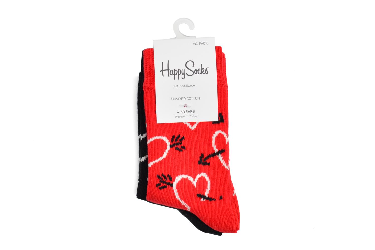 Socken ARROW 2er-Pack 4000 Rouge