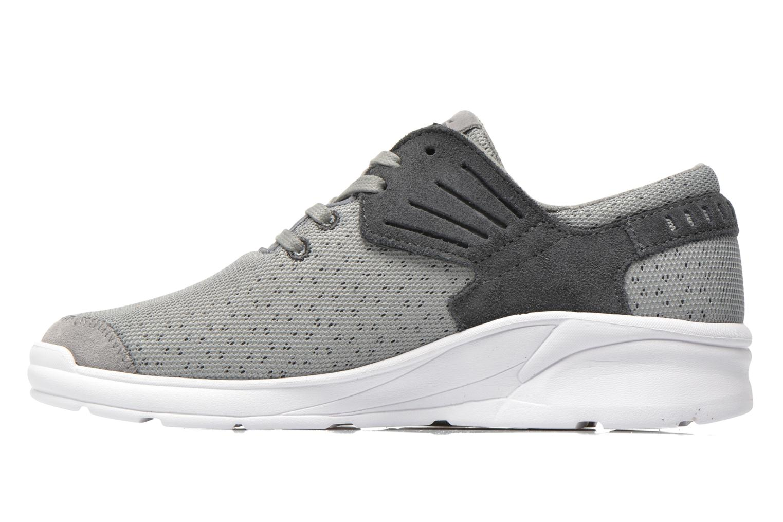 Sneaker Supra Motion grau ansicht von vorne