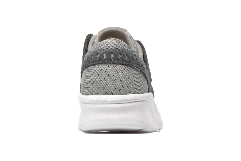 Sneaker Supra Motion grau ansicht von rechts