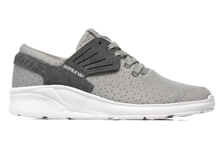 Sneaker Supra Motion grau ansicht von hinten