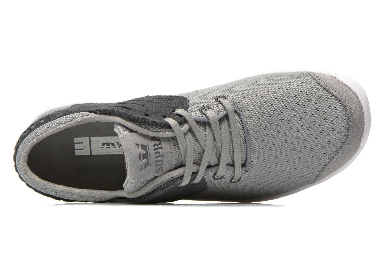 Sneaker Supra Motion grau ansicht von links