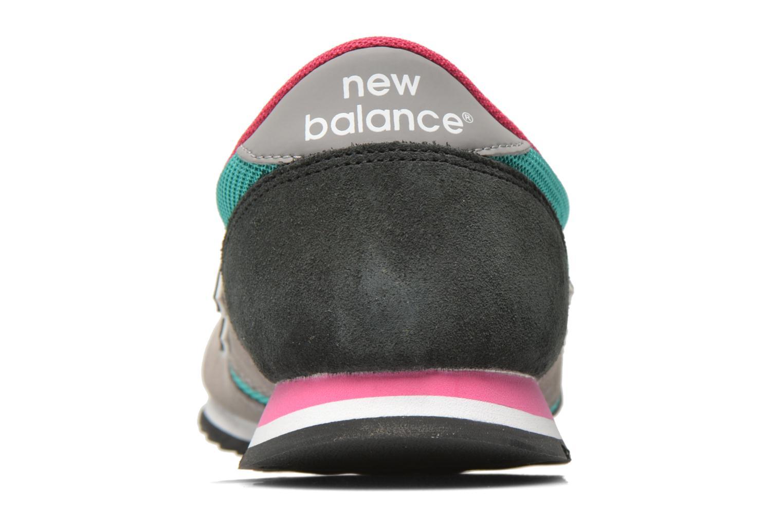 Baskets New Balance U420 M Vert vue droite