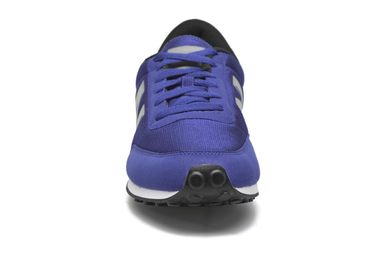 Sneaker New Balance U410 D blau schuhe getragen