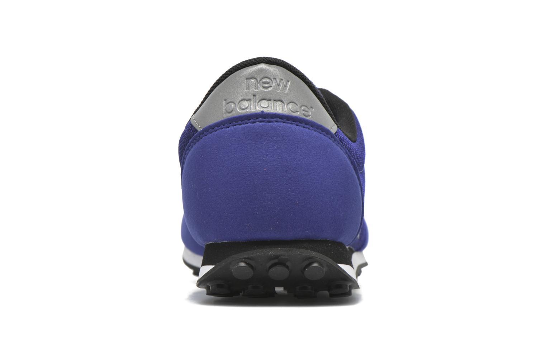 Sneaker New Balance U410 D blau ansicht von rechts