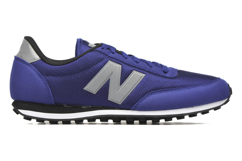 Sneaker New Balance U410 D blau ansicht von hinten