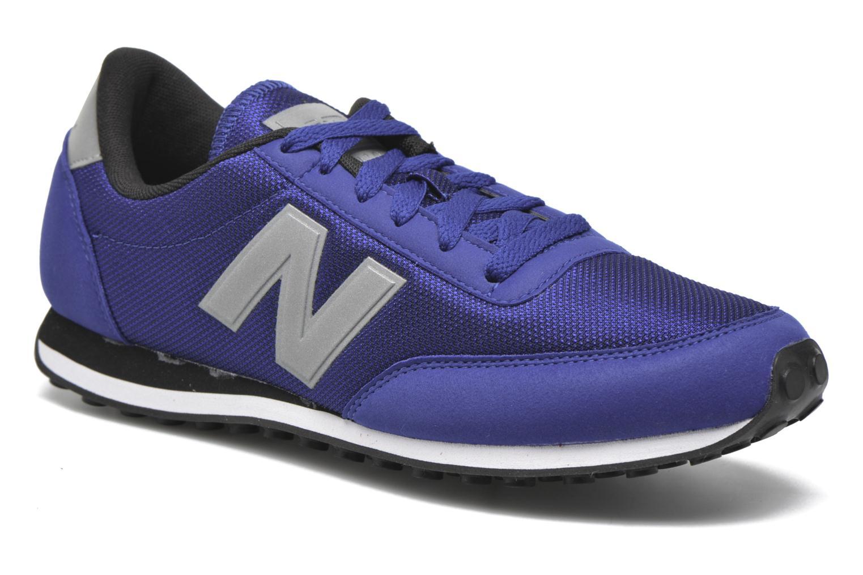 Sneaker New Balance U410 D blau detaillierte ansicht/modell