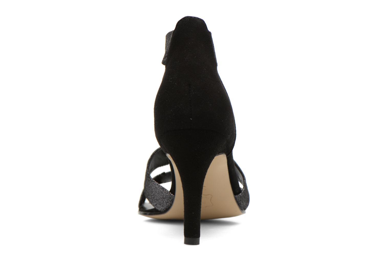 Sandales et nu-pieds Elizabeth Stuart Buz 522 Noir vue droite