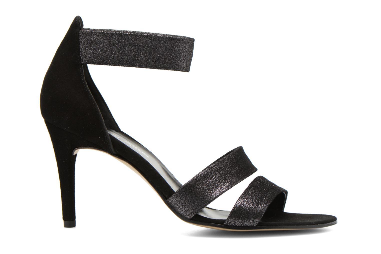 Sandales et nu-pieds Elizabeth Stuart Buz 522 Noir vue derrière