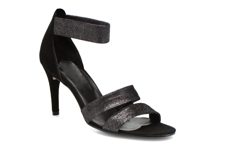 Sandales et nu-pieds Elizabeth Stuart Buz 522 Noir vue détail/paire