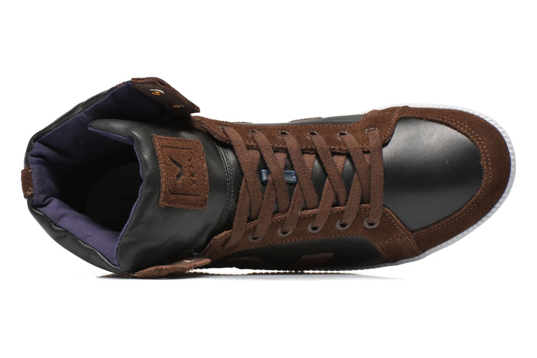 Spma leather Black Carve