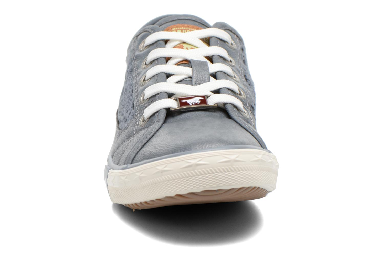 Sneakers Mustang shoes Hannah Blå se skoene på