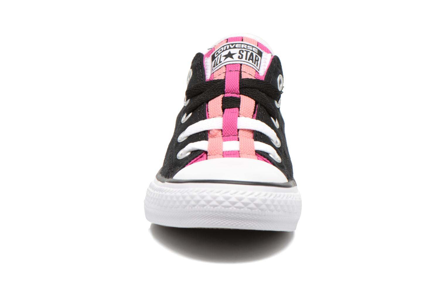 Chuck Taylor All Star Loopholes Slip Black/Plastic Pink