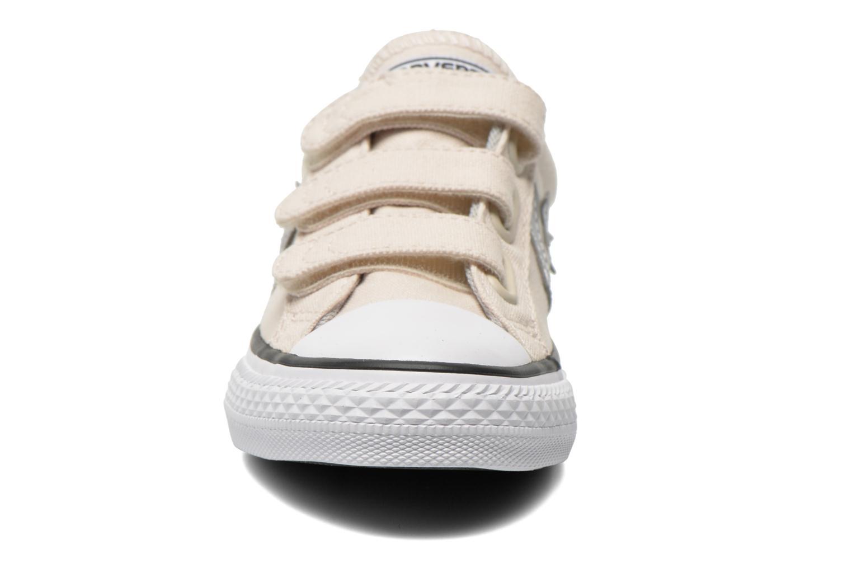 Sneaker Converse Star Player Ev 3V Ox beige schuhe getragen