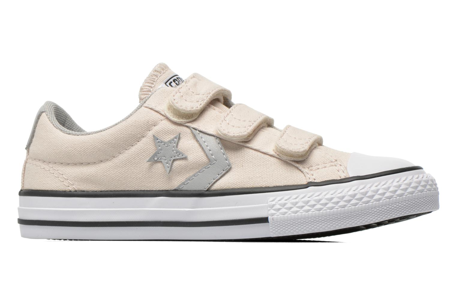Sneakers Converse Star Player Ev 3V Ox Beige achterkant