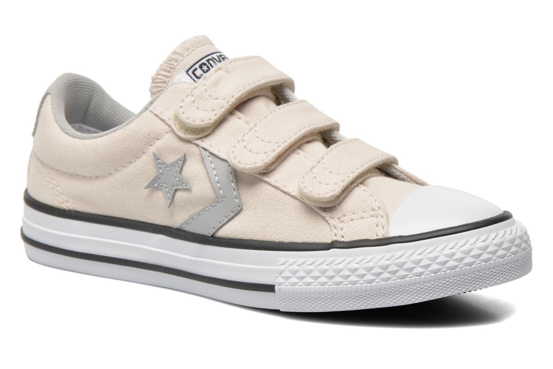 Sneaker Converse Star Player Ev 3V Ox beige detaillierte ansicht/modell