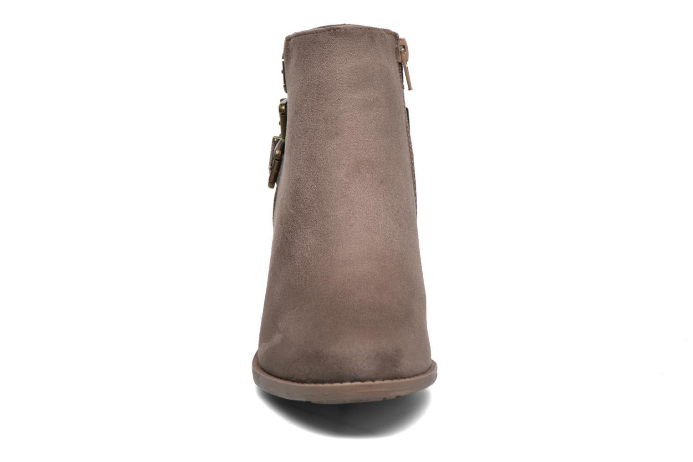 Stiefeletten & Boots I Love Shoes THEVIRE braun schuhe getragen