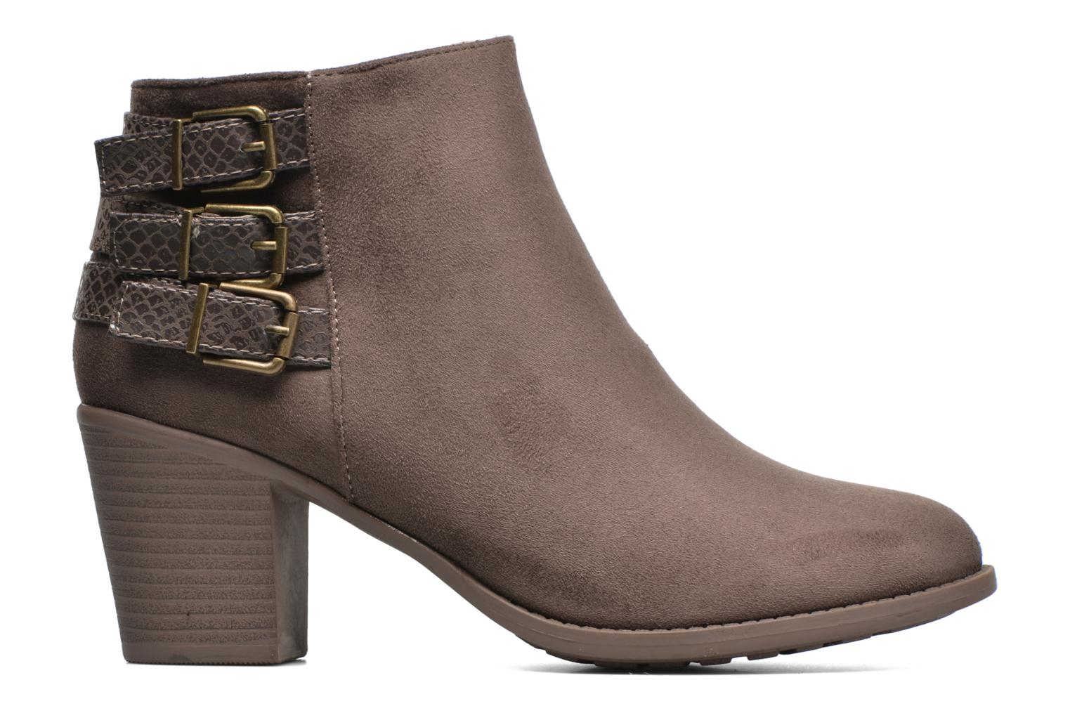Ankle boots I Love Shoes THEVIRE Brown back view