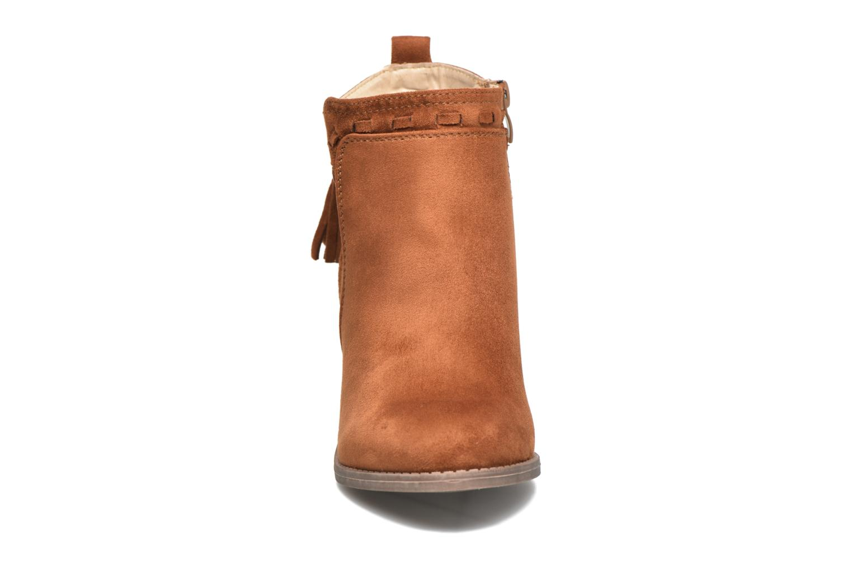 Botines  I Love Shoes THANSE Marrón vista del modelo