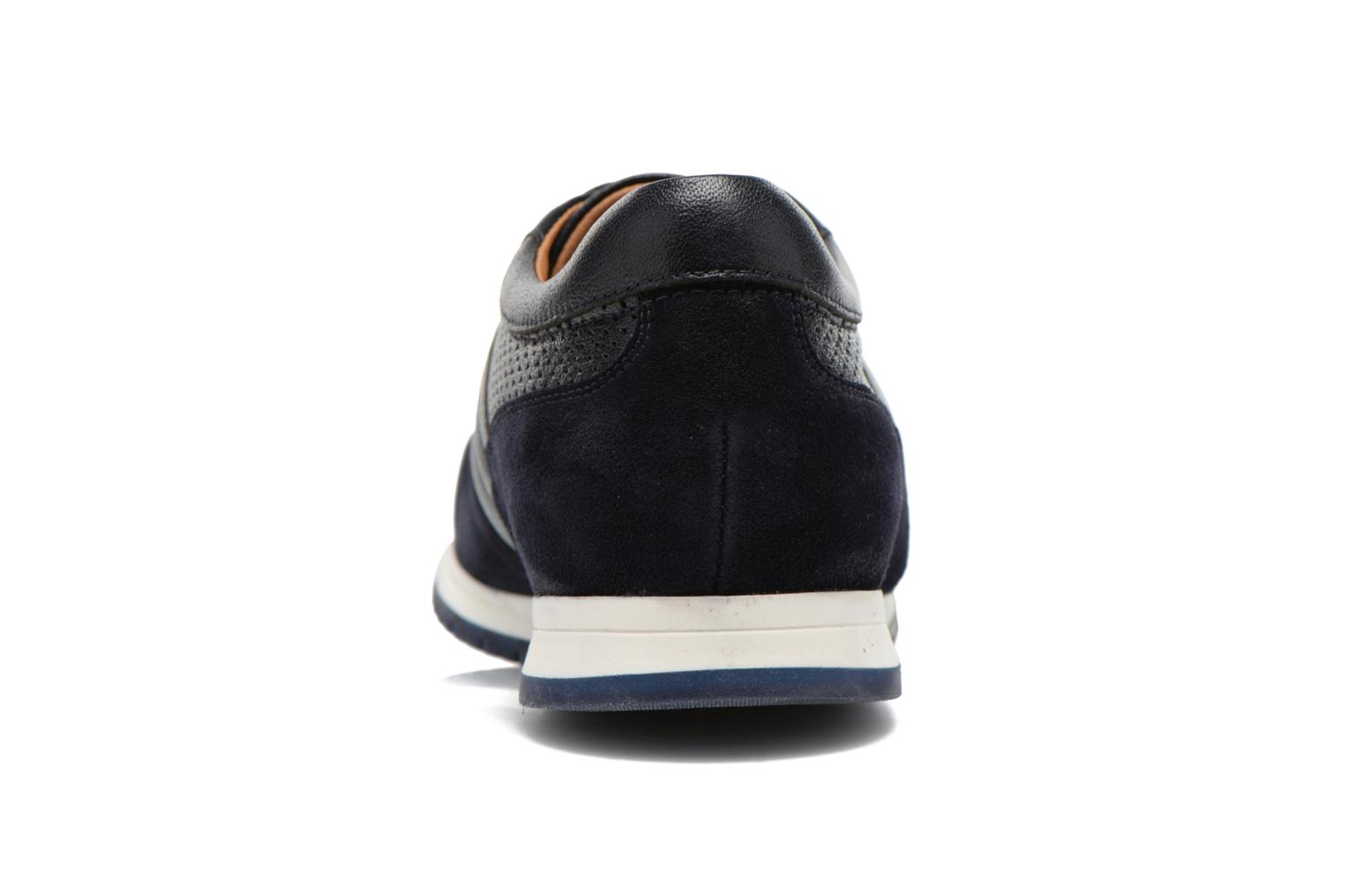 Trainers Lagerfeld Friedrich by Lagerfeld Blue view from the right