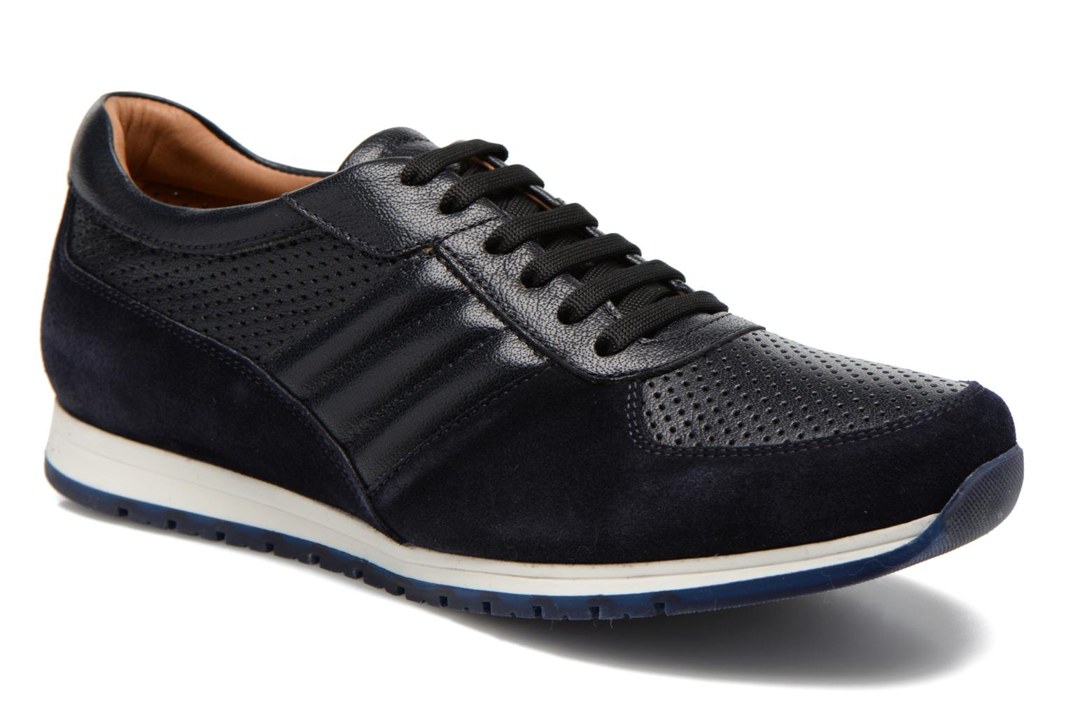 Trainers Lagerfeld Friedrich by Lagerfeld Blue detailed view/ Pair view