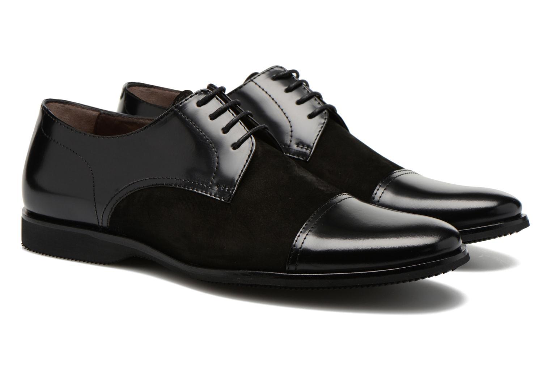 Chaussures à lacets Lagerfeld Etienne by Lagerfeld Noir vue 3/4
