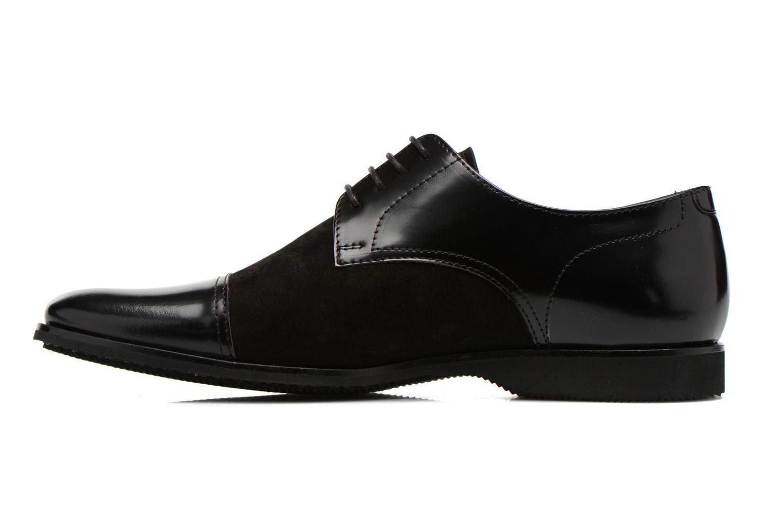 Chaussures à lacets Lagerfeld Etienne by Lagerfeld Noir vue face