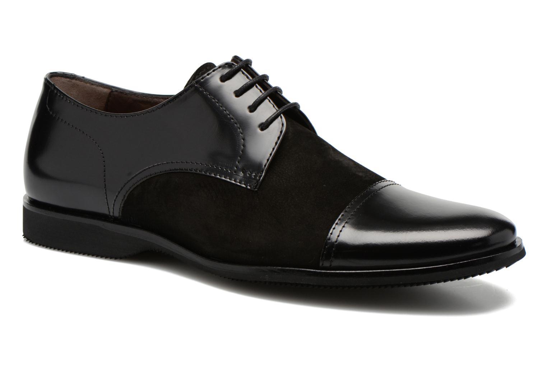 lagerfeld etienne by lagerfeld noir chaussures lacets chez sarenza 256810. Black Bedroom Furniture Sets. Home Design Ideas