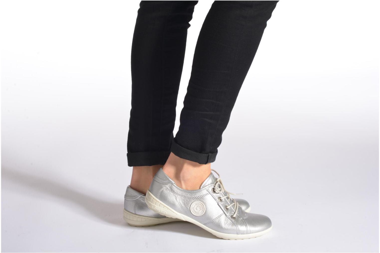 Sneakers Pataugas NomiM Argento immagine dal basso