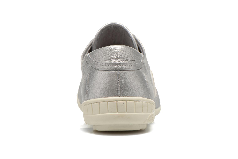 Sneakers Pataugas NomiM Argento immagine destra