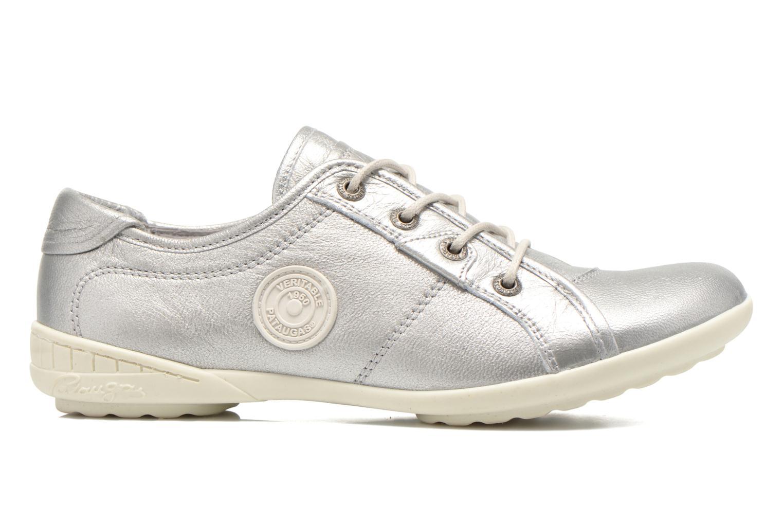 Sneakers Pataugas NomiM Argento immagine posteriore